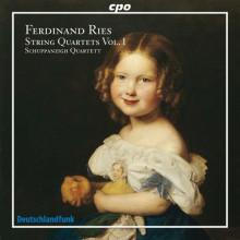 RIES: Quartetti per archi Vol.1
