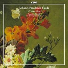 FASCH: Overture & 5 concerti