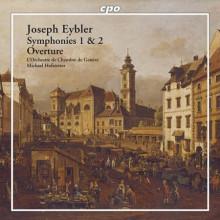 EYBLER: Sinfonie N.1 - N.2