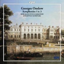 Onslow: Sinfonia N.1 - N.3