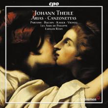 THEILE: 20 Arie e Canzonette profane