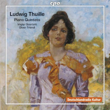 THUILLE: Quartetti per piano