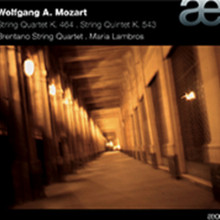 Mozart: String Quartet K.464 & K.593