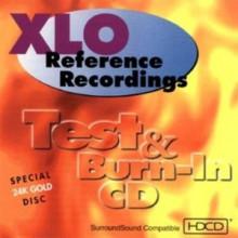 XLO - Cd test/burn in cd