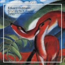ERDMANN: Sinfonia N.3 - Capricci x orch.