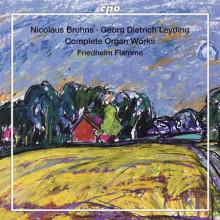 BRUHNS/LEYDING: Opere per organo