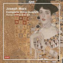 MARX: Quartetti per archi - Integrale