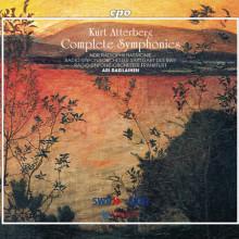 ATTERBERG: Integrale delle sinfonie(5CD)