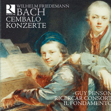 Bach W.f.: Concerti Per Cembalo