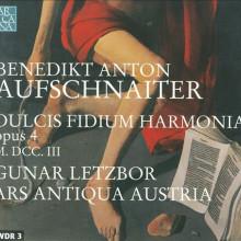 Aufschnaiter: Dulcis Fidium Harmonia