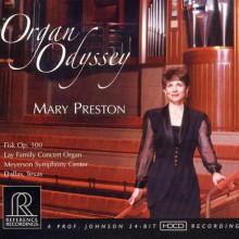 AA.VV.: Organ Odyssey - musica per organo