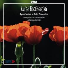 BOCCHERINI:Sinfonia G 521 - Cello Concerti