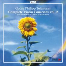 TELEMANN: Concerti x violino - Vol.2 int