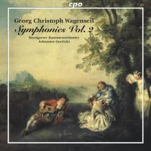 WAGENSEIL: Sinfonie Vol.2