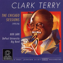 Clark Terry: The Chicago Session 1995 - 96