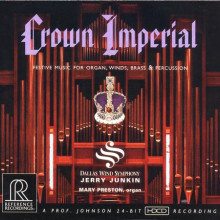 AA.VV.: : Crown Imperial - musica per organo