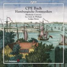BACH CPE: Hamburgische Festmusiken
