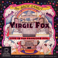 BACH: The Bach Gamut - Live in San Francisco 1976