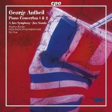 ANTHEIL: Concerto per piano N.1