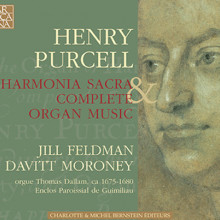 PURCELL: Harmonia Sacra & Organ Music
