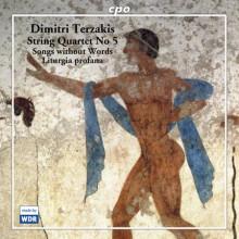 TERZAKIS: Quartetti per archi