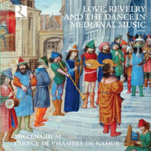 Love - Reverlry - Dances In Medieval Music