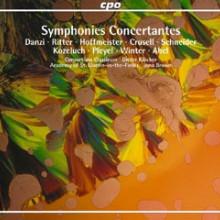 A.V.: Sinfonie Concertanti (3x1 - 5)