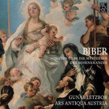 Biber: Sonaten Uber Die Mysterien.......