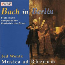 Bach - Janitsch - Graun: Sonate Per Flauto