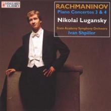 RACHMANINOV: Concerti per piano N.3 &.4