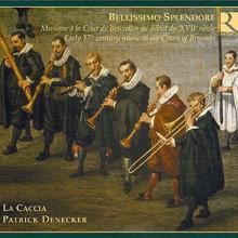 Aa.vv:musica Alla Corte Di Brussels - 1600