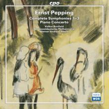 PEPPING: Sinfonie N.1 - 2 - 3