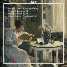 Herzogenberg: Quartetto Per Archi Op.77