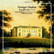 ONSLOW: Sinfonie N.2 - N.4