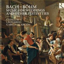 BOHM - J.S.& J.C.BACH:  Cantate