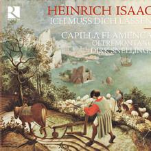 Isaac Heinrich: Ich Muss Dich Lassen