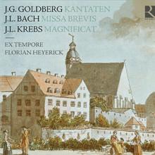 Golbergh - Krebs - Bach: Domenica A Leipzig
