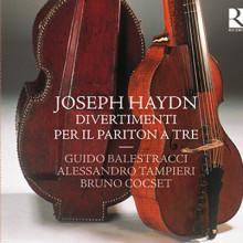 Haydn: Baryton Trios