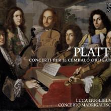 Platti G.b:concerti Per Cembalo Obligato