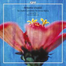 VIVALDI: 6 conc. x violino e orchestra
