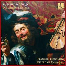 Opere X Violino Della Scuola Di Dresda