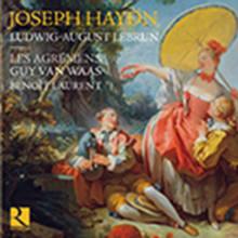 Haydn - Lebrun: Sinfonie E Concerti