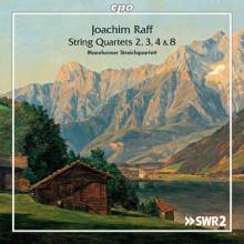 RAFF: Quartetti per archi - Vol.2