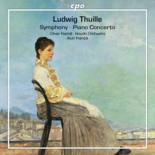 THUILLE: Conc. per piano in Re magg.