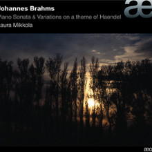 BRAHMS: Piano Sonata & Variations on....