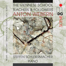AA.VV.: Anton Webern and his pupils