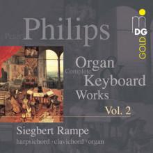 PHILIPS P.: Opere per tastiera Vol. 2