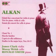 ALKAN: MUSICA DA CAMERA