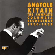 KITAIN: THE COMPLETE RECORD. 1936 - 39