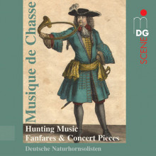 AA.VV.: Musique de Chasse - Hunting Musi